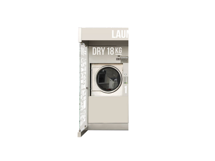 Our Outdoor Laundromat: Revolution Compact and One