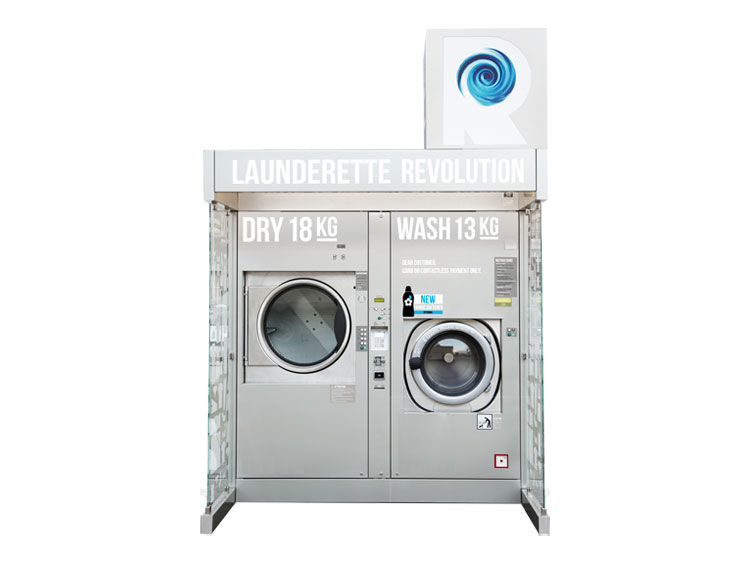 Our Outdoor Laundromat: Revolution Compact S