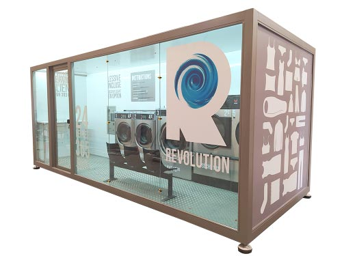 Our Outdoor Laundromat: Revolution Compact Box
